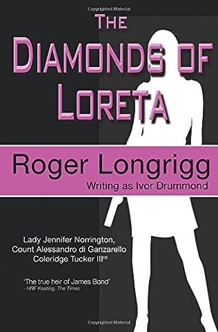 book cover of The Diamonds Of Loretta