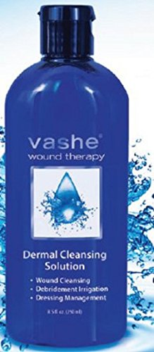 Vashe - Wound Cleanser Vashe - 8.5 oz. Bottle - 1/Each - McK
