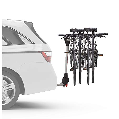 Yakima - RidgeBack 4, Hitch Rack, 4 Bike Capacity