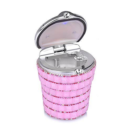 Led Lighted Ashtray in US - 4