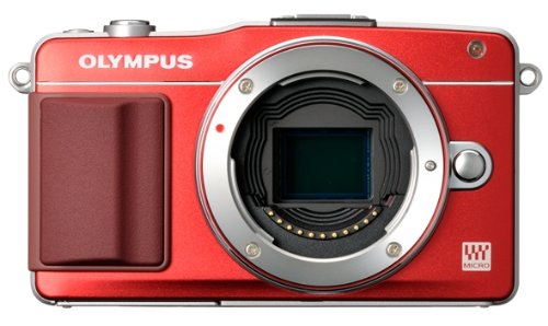 Olympus E-PM2 Mirrorless Digital Camera (Body Only) (Red) (Old Model) Review