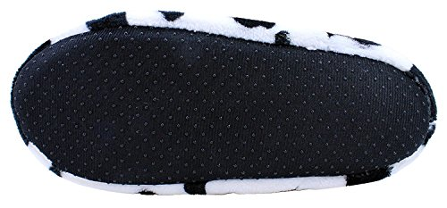 Polka Shoes White Lounge Women's Slipper Hearts Animal Enimay Stars Boots Relaxed Dots 3 House fPYzxwgq