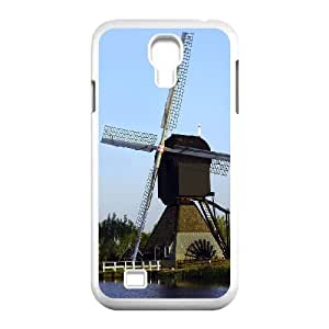Windmill Images Ideal Phone Shell,This Shell Fit To Samsung Galaxy S4 I9500