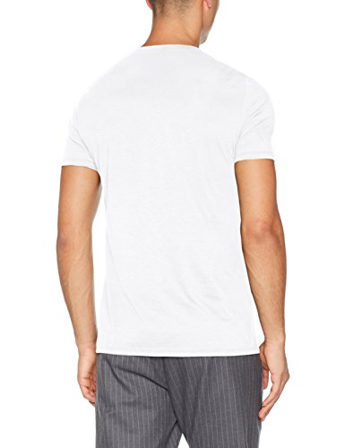 blanc Homme shirt Th6710 Blanc T Lacoste wRq7Y44