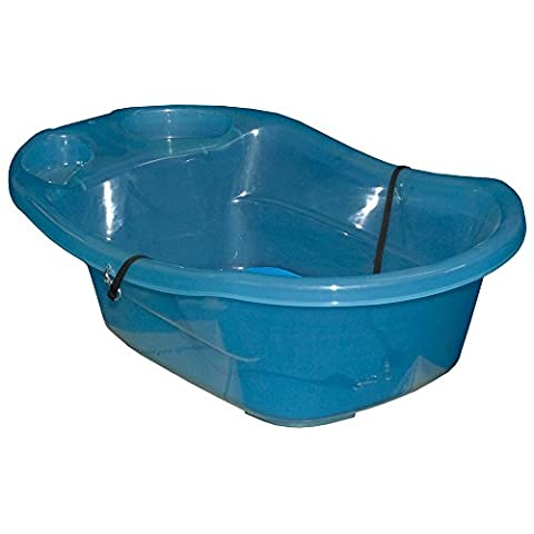 Pet Gear Pup-Tub, for pets up to 20-pounds, Ocean Blue (Tub For Small Pets)