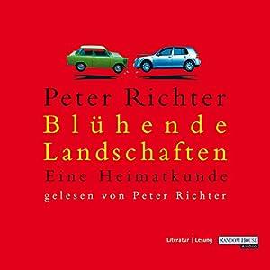 Blühende Landschaften Hörbuch