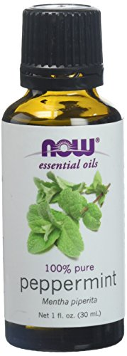 (NOW Foods Peppermint Oil, 1 Ounce (Pack of 2))