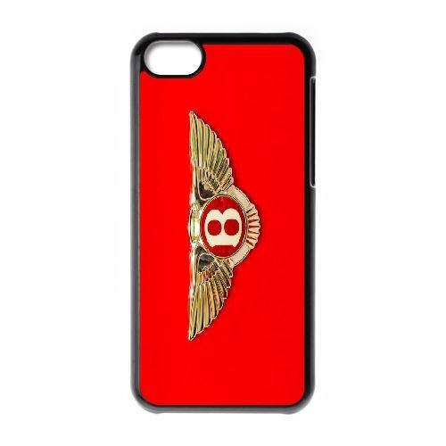 Bentley G5D83C4BI coque iPhone 5c case coque black 3J81CG