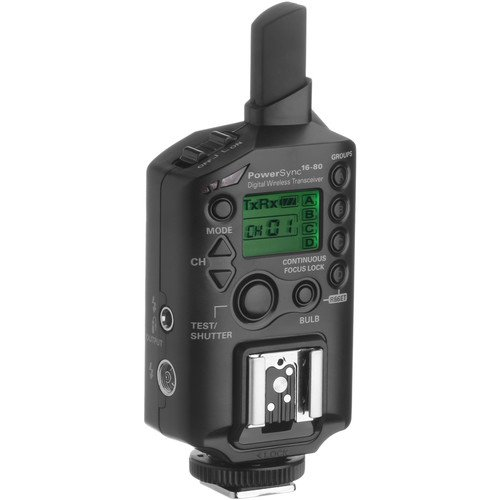 Impact PowerSync16-80 Transceiver by Impact
