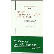 Saint Thomas d'Aquin et le mal