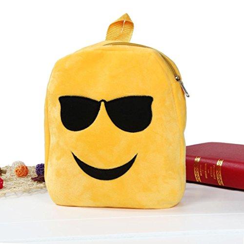 Transer - Bolso de hombro chica/mujer Emoji C