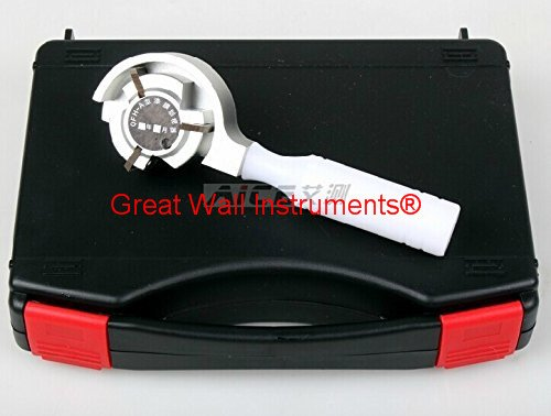 3-in-1 Rotating Cross Hatch Adhesion Tester with 1mm/2mm/3mm blades (Cross Hatch Cutter compare prices)
