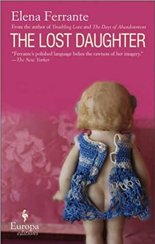 book cover of The Lost Daughter