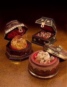 Three Kings Gold, Frankincense & Myrrh - Large Three Box Gift Set