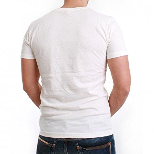 Giappone stracci T-shirt da uomo - pirite - Off White
