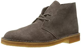 Clarks Men's Desert Chukka Boot, Dark Taupe, 9 M US (B01AAV67S2) | Amazon price tracker / tracking, Amazon price history charts, Amazon price watches, Amazon price drop alerts