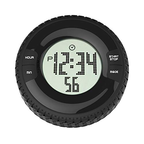 VKTECH Portable Kitchen Clock Digital Countdown Timer Large Screen Table Alarm