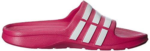 adidas Performance Duramo Slide K D67480 Mädchen Dusch- & Badeschuhe,Pink (Vivid Berry S14/Running White Ftw/Vivid Berry S14),34EU