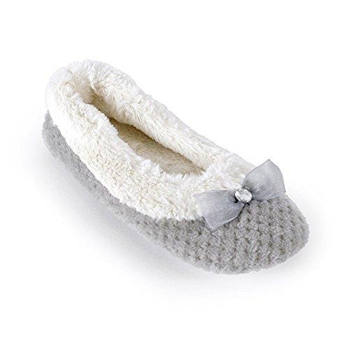 Socks Femme Compensées Gris Sandales Uwear®® AwYqPrA