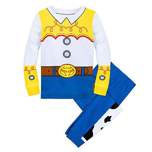 Disney Jessie Costume PJ PALS for Girls Size 10 (Toy Story Jessie Pajamas)