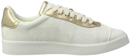 Esprit Gweneth Lu, Zapatillas para Mujer Blanco (White)