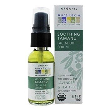 Aura Cacia - Face Oil Serum Og2 Taman 1 FO - Pack Of 1