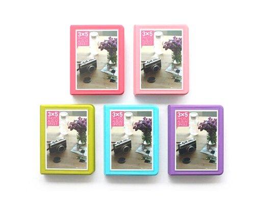 Amazoncom 32 Pockets Colorful Fuji Wide Instant Mini Book Photo