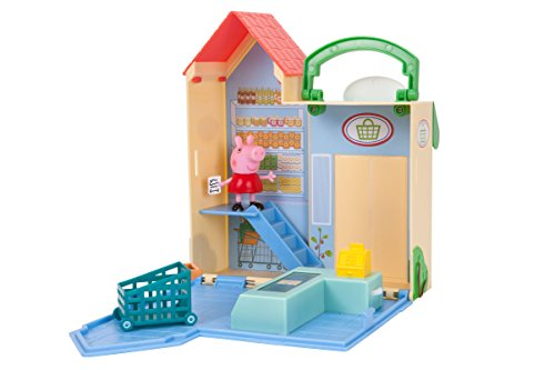Peppa Pig Little Places Playset, Grocery Store by Peppa Pig