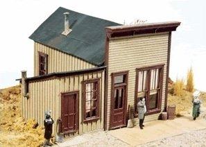 Durango Press #DP-56 Newspaper Office -