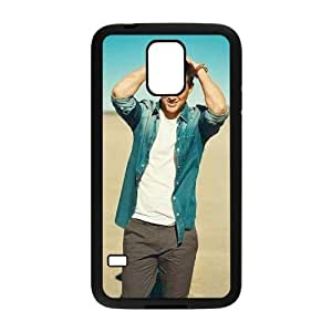 Unique Design Case for samsung galaxy s5 i9600 w/ Channing Tatum image at Hmh-xase (style 4)