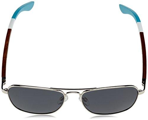 Paloalto Sunglasses P18220.2 Lunette de Soleil Mixte Adulte, Noir