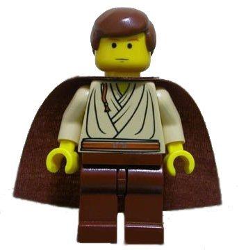 Obi Wan Kenobi Lego Star Minifigure dp BAHGL