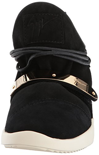 Giuseppe Zanotti Mujeres Singlegsc Sneakers Cam Nero