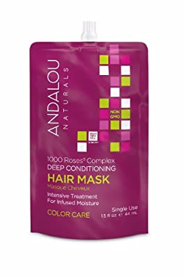 Andalou Naturals 1000 Roses Hair Mask Conditioner