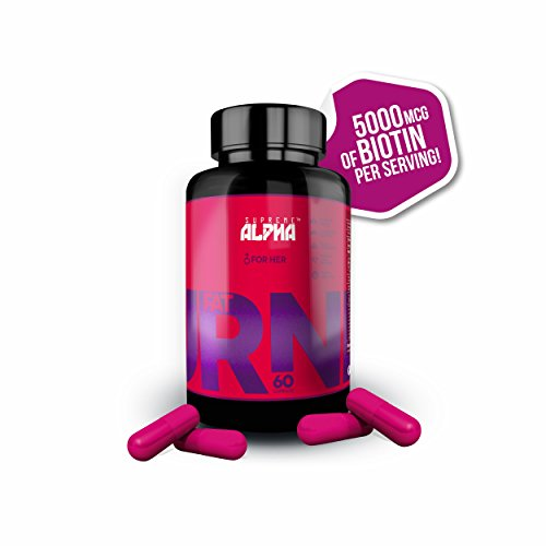 Supreme Alpha Fat Burner for Women and Weight Loss Supplement- 60 Pills