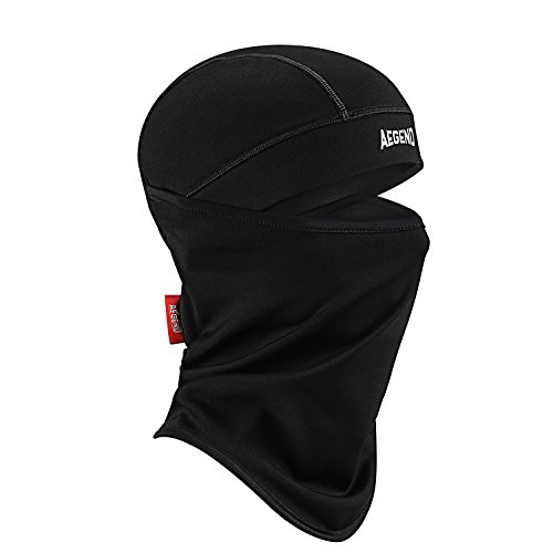 Aegend-Balaclava-Ski-Face-Mask-Polyester-Fleece-for-Women-Men-Youth-Tactical-Balaclava-Hood-for-Motorcycle-Snowboard-Cycling-Outdoors-in-Winter-Neck-Warmer-or-Lightweight-Windproof-Hat-Black-1-Piece