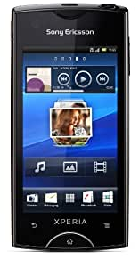"Sony Xperia Ray - Smartphone libre Android (pantalla táctil de 3,3"" 854 x 480, cámara 8 MP, 300 MB de capacidad) color negro [importado de Alemania]"