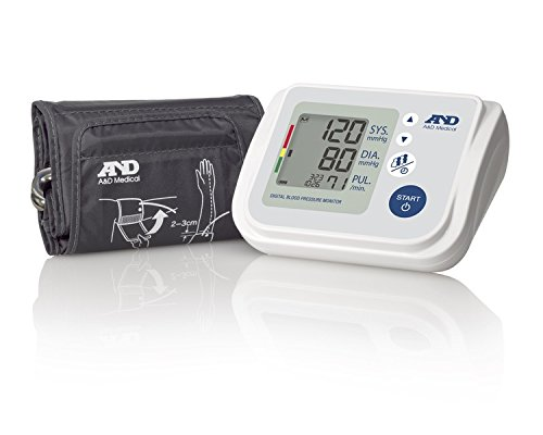 A&D Medical Multi-User Blood Pressure Monitor (UA-767F) by A&D Medical