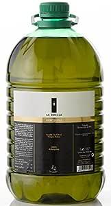 La Boella. Aceite de oliva arbequina. Caja de 3 garrafas de 5L ...
