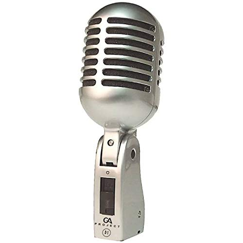Golden Age Project D1 Classic Dynamic Microphone