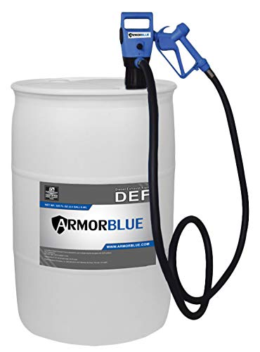 ArmorBlue TED1 Drum Pump, 115V / 12V