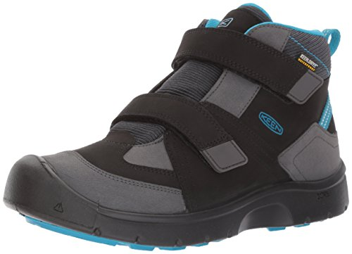 KEEN Kids' Hikeport Mid Strap WP Hiking Boot by KEEN