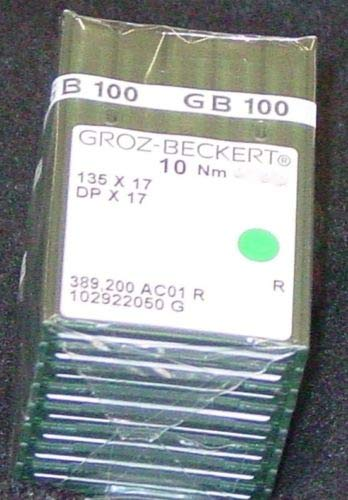 Size 110 // 18 100 Groz-Beckert 135X17 DPX17 SY3355 Industrial Walking Foot Machine Needles
