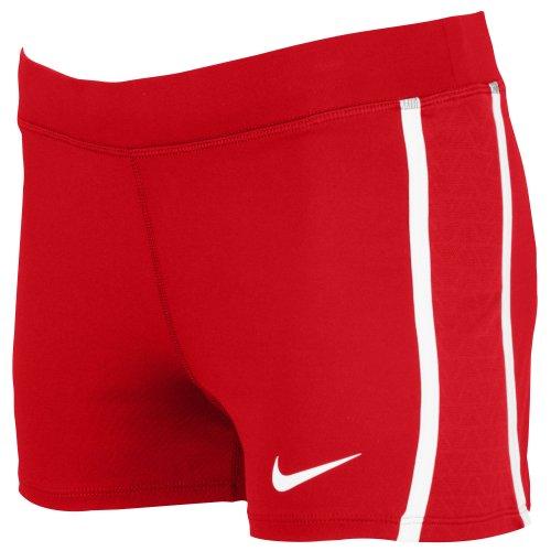 Nike Frauen Lauf Tempo Boy Short lila / weiß