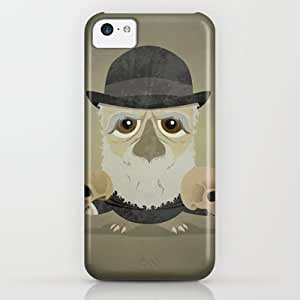Society6 - Charles Darwin - Greater-spotted British Scientist¡­ iPhone & iPod Case by Scott Tyrrell