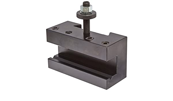 3 Height 7 Width Dorian Tool D2 Chromium Molybdenum Alloy Steel Quick Change Turning Facing and Boring Toolholder for SDN60EA Super Quick Change Tool Post 1-1//4-1-1//2 Tool Capacity