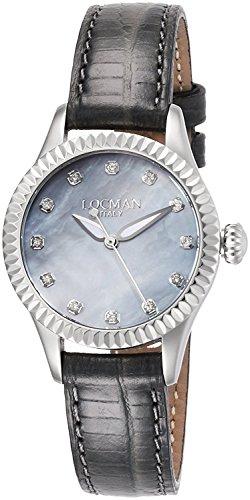 LOCMAN watch ISOLA D'ELBA Lady 0465A15D-00MAIDPI Ladies