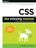 CSS: The Missing Manual, 4th Edition Front Cover