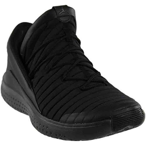 Jordan antraciet Zwart Nike Heren Schoenen Flight Luxe Trainers Sneakers zwart 919715 Air gx5wFqO