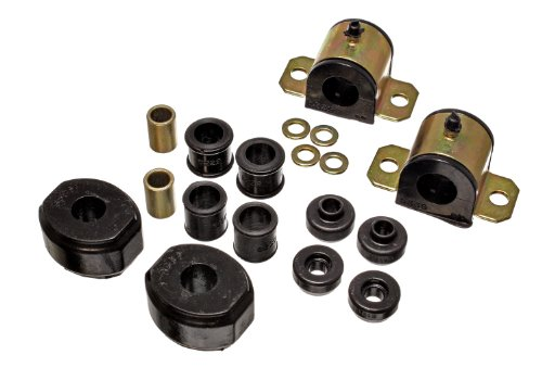 Energy Suspension 5.5140G Sway Bar Bushing Set for Dodge P/U by Energy Suspension